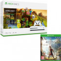 Xbox One S 1 To Minecraft Creators+ Assassin's Creed Odyssey