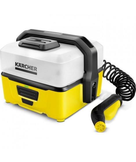 KARCHER Nettoyeur mobile OC3 basse pression - 5 bar - Débit 2 L/min