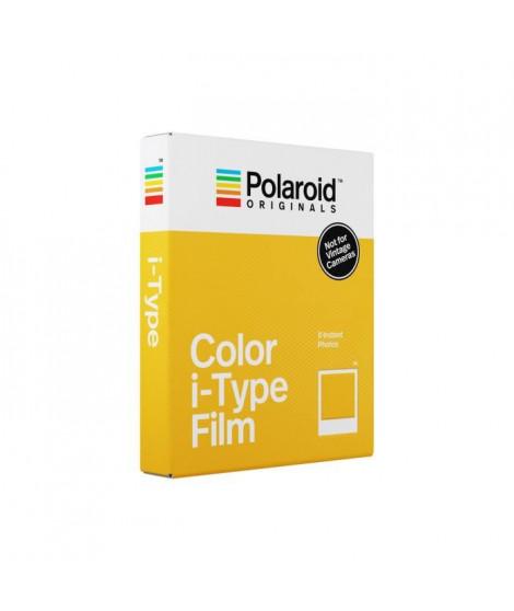 POLAROID ORIGINAL 4668 Film instantané couleur - Pour appareil photo i-type