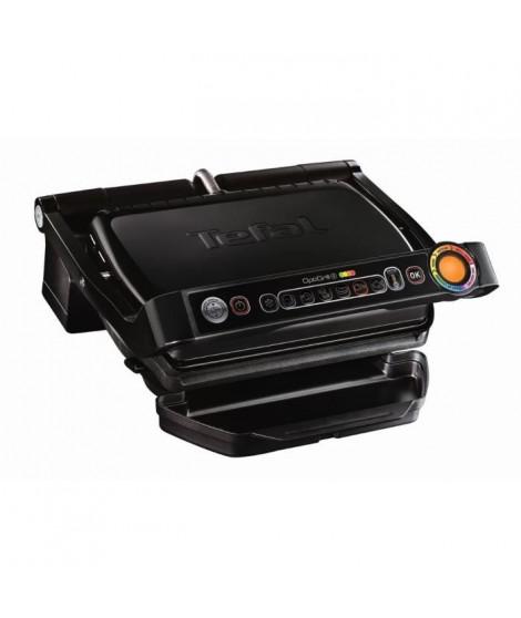 TEFAL GC714812 Grille-viande électrique Optigrill+ Snaking&Baking