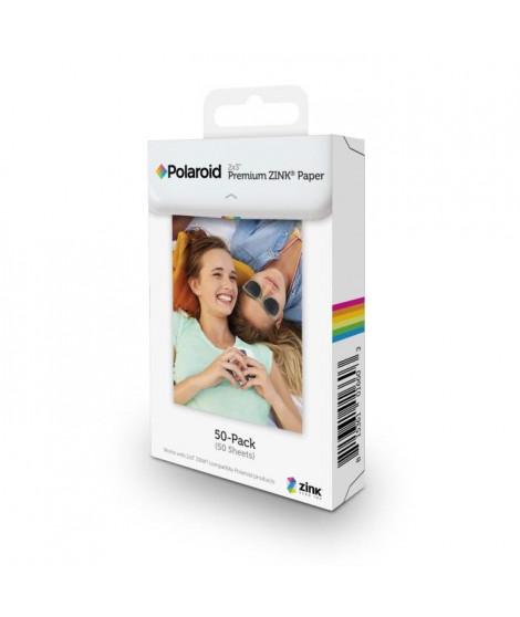 POLAROID Z2X350 Cartouche de Papier film Zink - Pack de 50 films