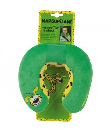 MARSUPILAMI Coussidou - Vert et jaune