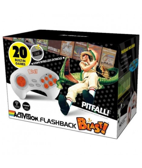 Manette + 20 jeux intégrés Blast Family Activision Flashback