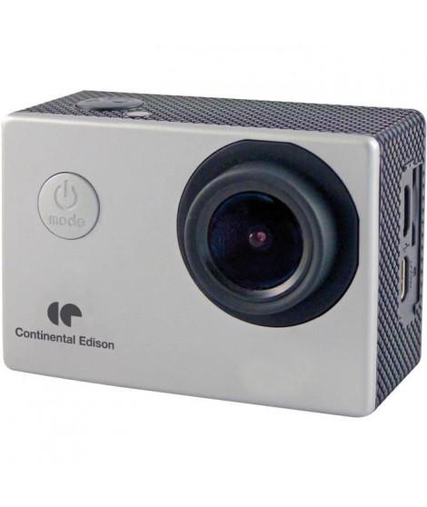 CONTINENTAL EDISON CAM23-4K Caméra sport 4K étanche jusqu'a 30m