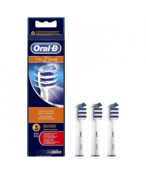 Oral-B Trizone 3 brossettes de rechange