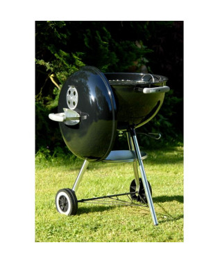 WEBER Barbecue a charbon Original Kettle - Acier chromé - 47 cm