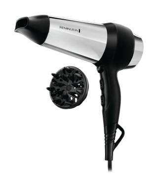 REMINGTON Seche-cheveux Pro-Air Ionic - 2000 W - Gris chrome