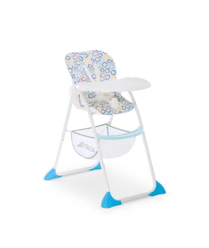Multi Circles Sit Fold Hauck Chaise Haute N Pliage Bébé Compact sdxthrCBQo