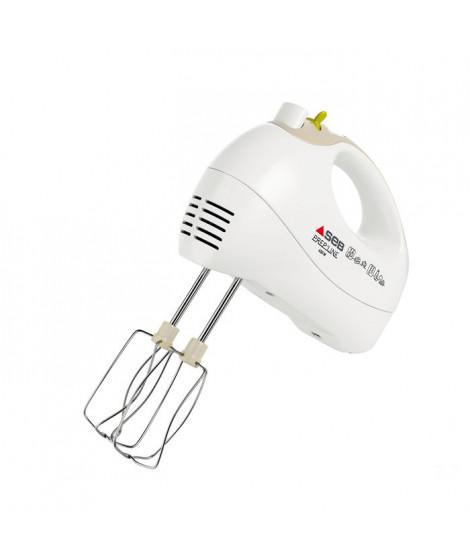 SEB HT410121 Batteur électrique Prep'Line - Blanc