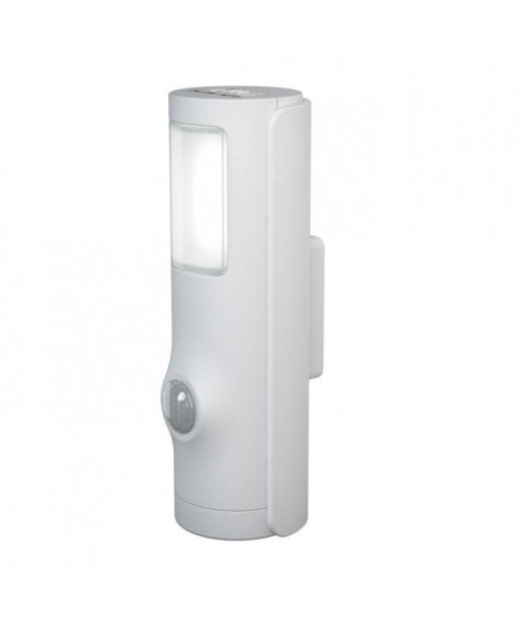 OSRAM Luminaire a piles Nightlux Torch - 0,35 W - 3,6 x 4,2 cm - Blanc