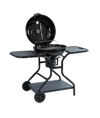 POPEYE Barbecue traditionnel boule a charbon - 54,4 cm - Noir