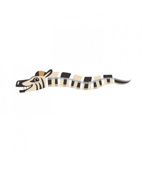 WOLKENSTURMER Manche a air zebre