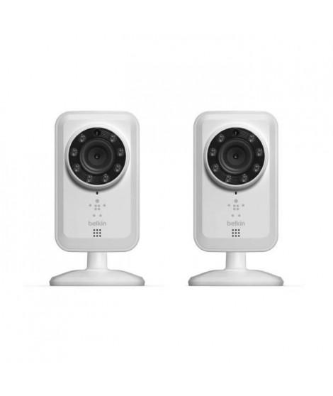 BELKIN 2 caméras de surveillances Netcam IP