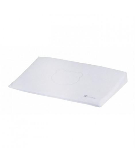 CANDIDE Plan incliné 15° Memory pour lit 120x60 cm
