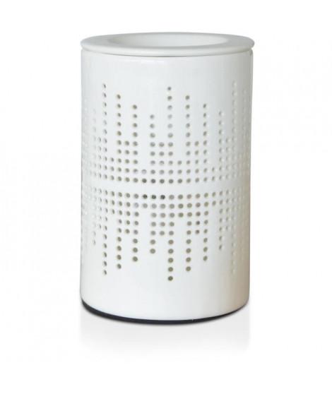 ZEN AROME Diffuseur par chaleur douce Calorya n°3 - Blanc
