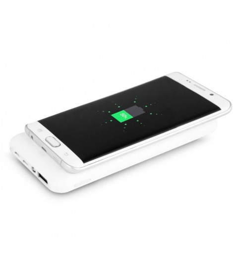 URBAN FACTORY QI induction Powerbank sans fil - Câble micro USB