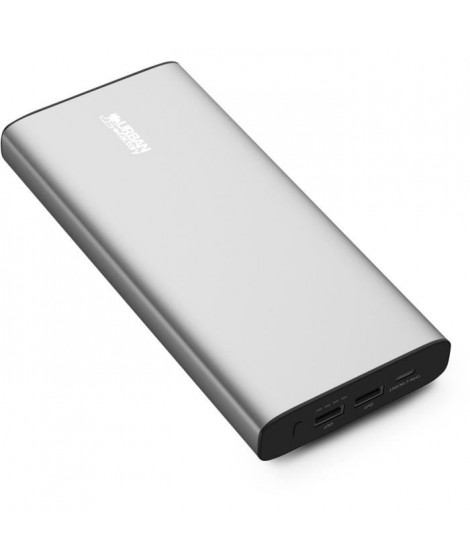 URBAN FACTORY USB-C PDCharger Powerbank - Câble
