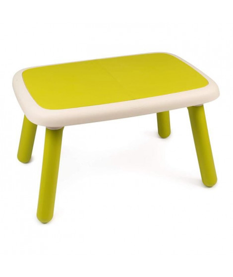 SMOBY - Kid Table Intérieure / Extérieure Verte