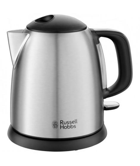RUSSEL HOBBS 24991-70 - Bouilloire compacte Adventure - 1L acier brossé