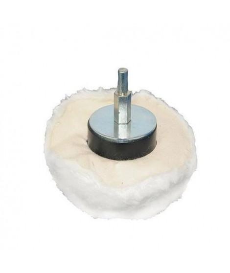 SILVERLINE Tampon de polissage dôme - Coton doux