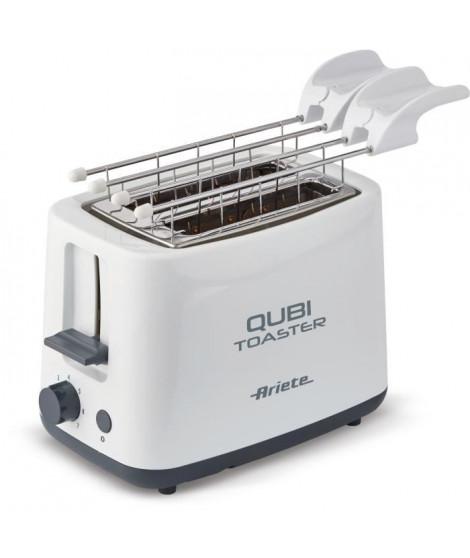 ARIETE 157 Qubi Toaster 2 fentes - 640/760 W - Blanc