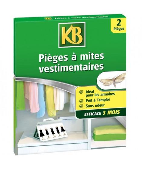 KB 2 Pieges a Mites Vestimentaires