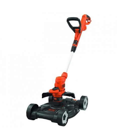 BLACK & DECKER Coupe - bordures 3 en 1 - 550W - 30cm