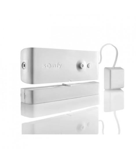 SOMFY Détecteur d'ouverture et de bris de vitre - Design ultra plat - Blanc