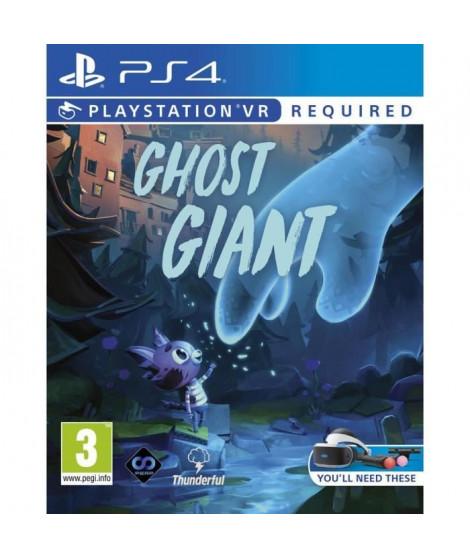 Ghost Giant VR Jeu PS4 (PSVR obligatoire)