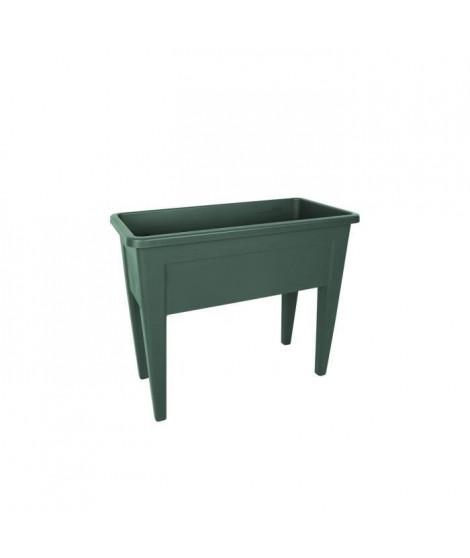 ARTEVASI Table de Culture Venezia - 39 x 80 x H 69 cm - Vert foncé