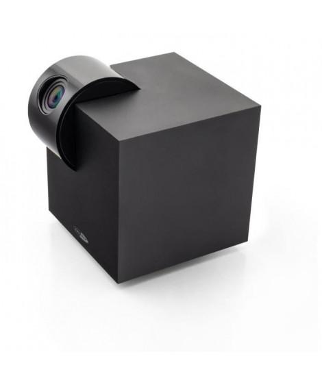 CALIBER HWC202PT Caméra IP wifi intérieure orientable (pan/tilt) 2.0mp - 1080P - HD - contrôlée par App.