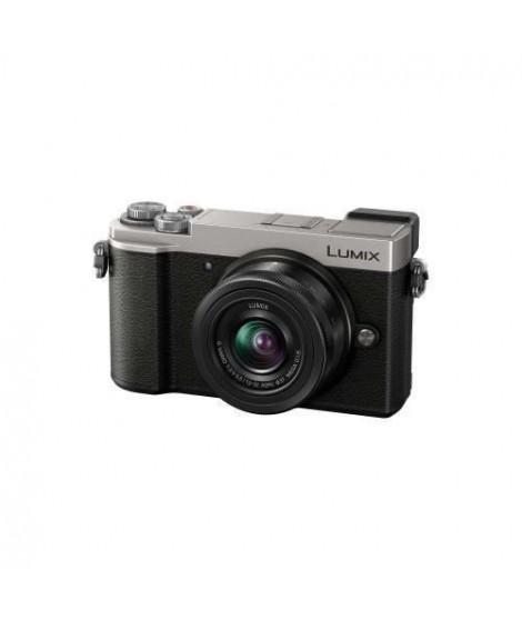 PANASONIC GX9 Hybride + Optique 12-32mm - Argent