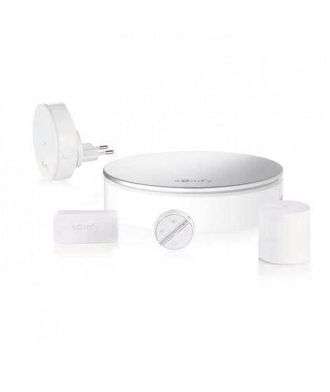 SOMFY Pack de démarrage d'alarme - Technologie brevetée IntelliTAG?