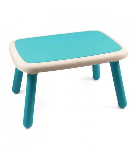 SMOBY - Kid Table Intérieure / Extérieure Bleue