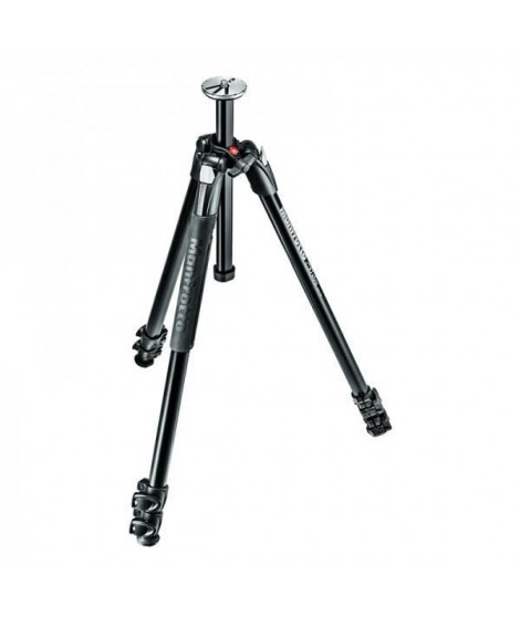 MANFROTTO MT290XTA3 Trépied 290 XTRA aluminium 3 sections - Noir