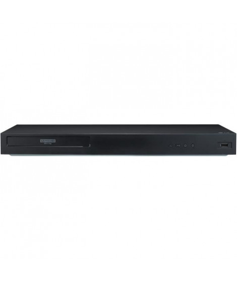 LG UBK90 Lecteur Blu-Ray 4K - Wi-Fi - Dolby Vision - HDR10 - 2 x HDMI