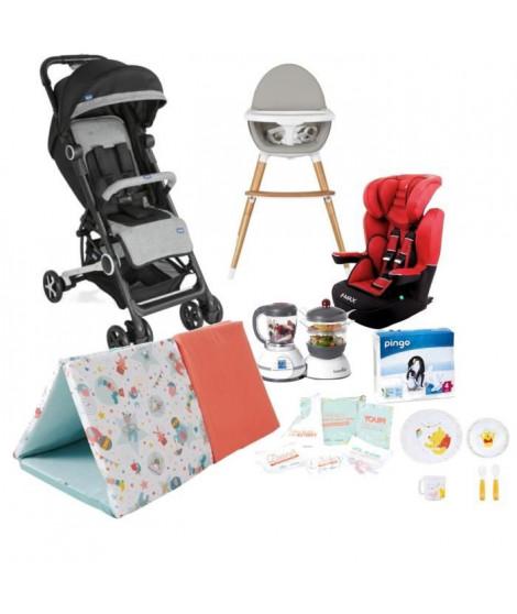 Pack Malin mon 1er mon équipement bébé - 2eme âge