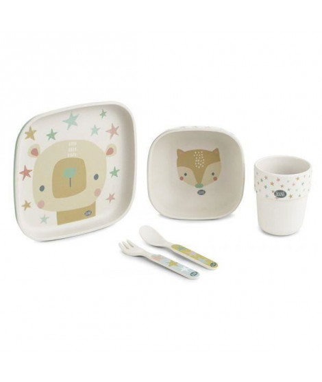 JANE Set repas 5 pieces Pool
