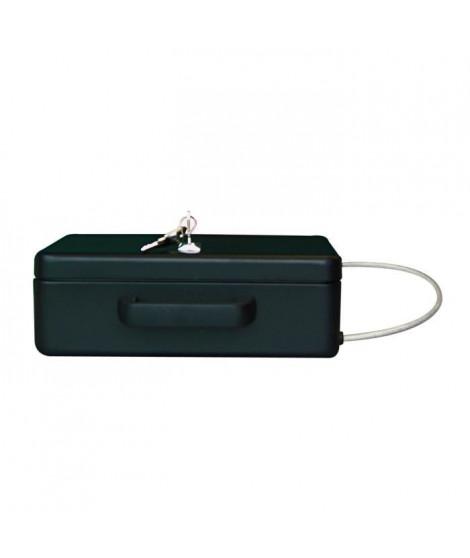 Coffre-fort avec alarme Mobi-Guard 4 - 10,3x30 cm - Noir