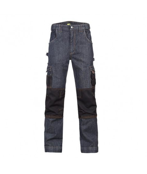 NORTH WAYS Jean de travail Dornier Raw - Mixte - Jeans