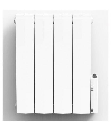 HEATZY 1000 watts Radiateur électrique a inertie fluide caloporteur - Programmable - Thermostat connecté bluetooth