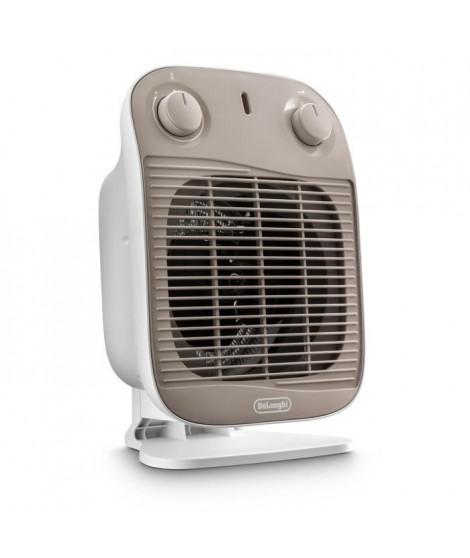 DELONGHI Soufflant - HFS50C22 - 2200W - Blanc et gris