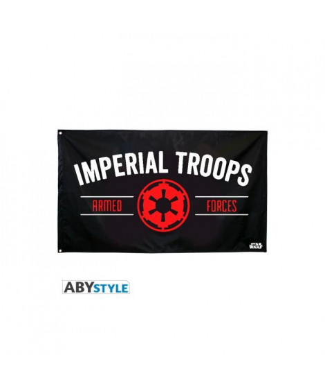 Drapeau Star Wars - Empire (70x120) - ABYstyle