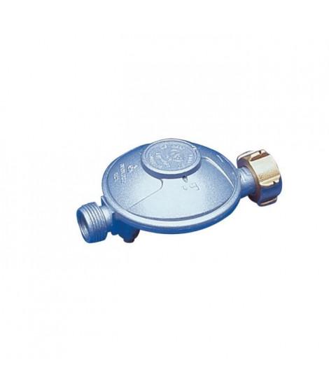 DIPRA Détendeur a sécurité butane NF 1.3kg/h - 28mbar écrou bouteille M20/150