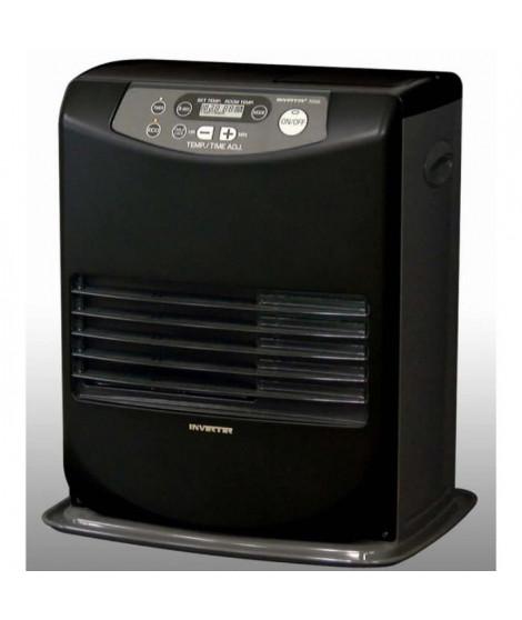 INVERTER 5008 - 3200 watts - Poele a pétrole électronique - Programmation 24H - Détecteur de CO2 - Sécurité Enfants
