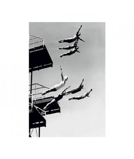 Affiche papier -  The Chelsea Collection   - High Dive  -  50x70 cm