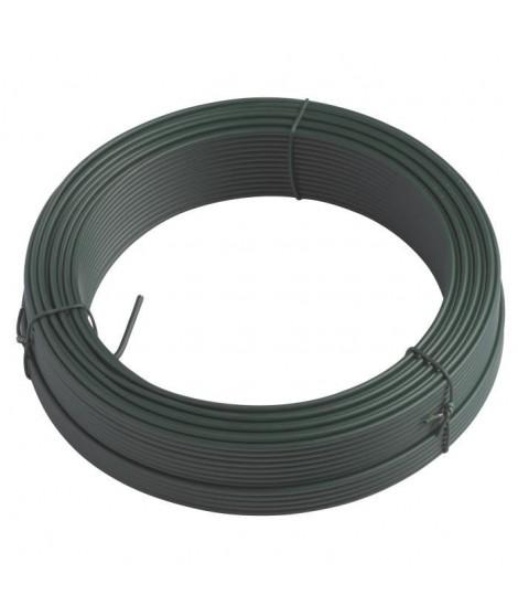 Fil métal plastifié Ø 2 mm L. 15 m
