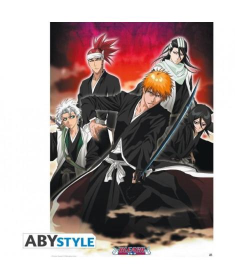 Poster Bleach : Ichigo & Shinigamis