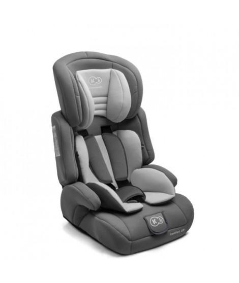 KINDERKRAFT Siege auto évolutif Comfort up Gr 123 - 9 a 36kg - Gris
