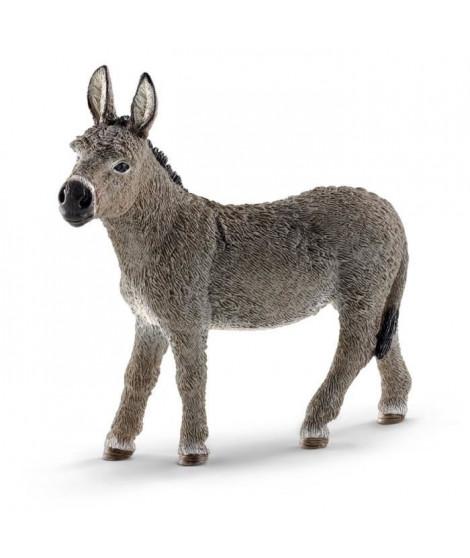 Schleich Figurine 13772 - Animal de la ferme - Âne